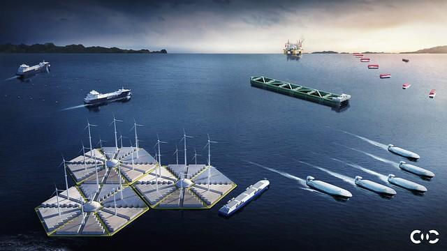 W Lillestrøm pod Oslo rozpoczęły się targi Nor-Shipping 2019 (foto) - GospodarkaMorska.pl