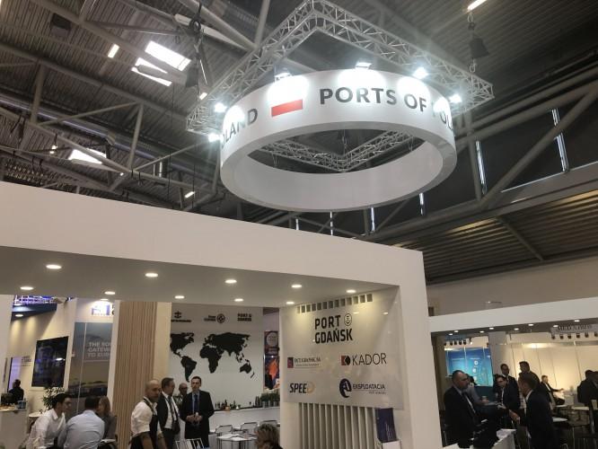 Polskie firmy na targach Transport Logistics w Monachium [foto, wideo] - GospodarkaMorska.pl