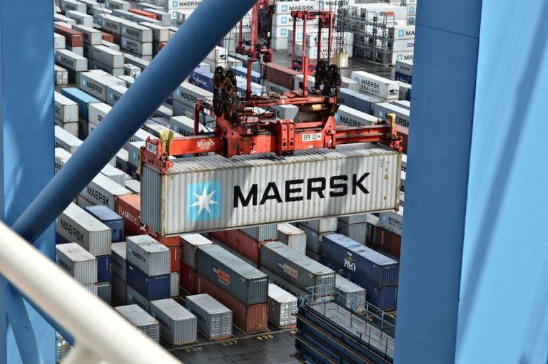 Maersk przetestuje platformę cyfrową TradeLens w Rosji - GospodarkaMorska.pl