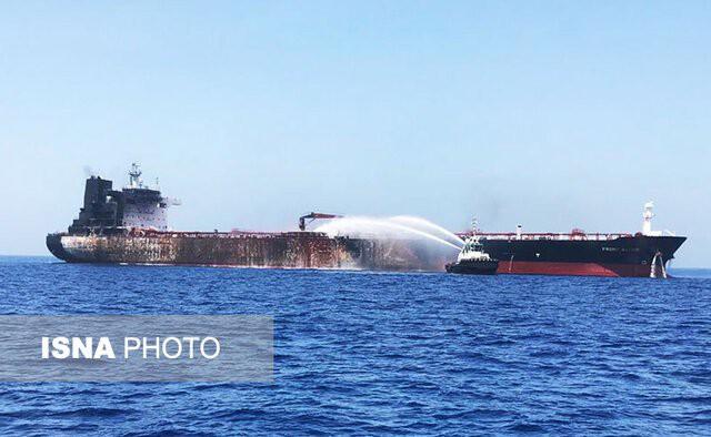 Uszkodzony norweski tankowiec odholowywany z wód Iranu - GospodarkaMorska.pl