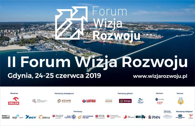 II edycja Forum Wizja Rozwoju już w najbliższy poniedziałek - GospodarkaMorska.pl