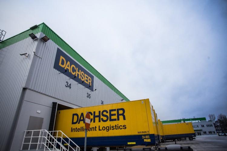 Poznański oddział Dachser ma już 25 bezpośrednich linii drobnicowych do Niemiec - GospodarkaMorska.pl