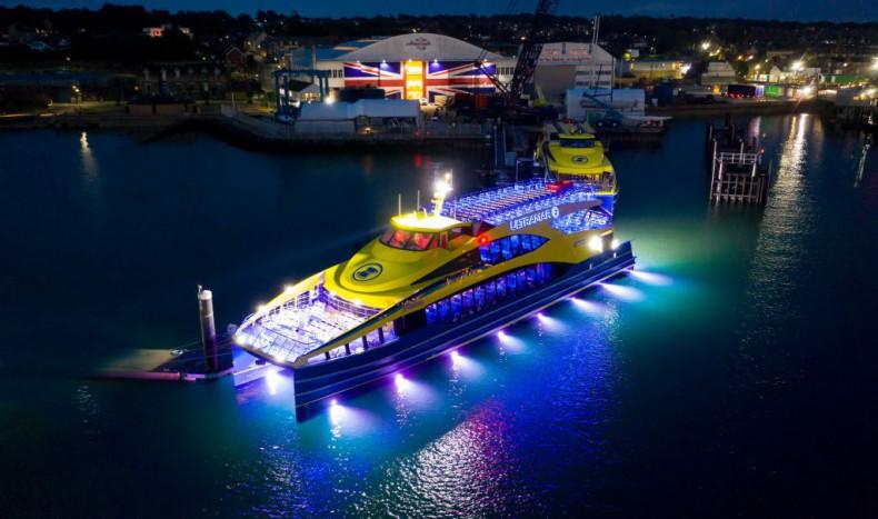 Brytyjska stocznia zakończyła budowę promów dla armatora Ultramar - GospodarkaMorska.pl
