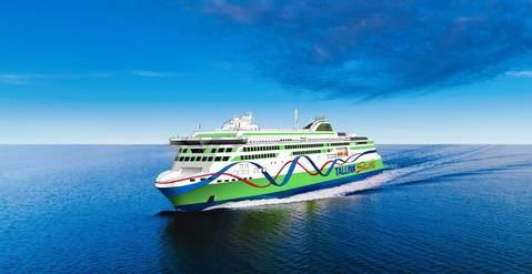 Tallink pozyskał finansowanie na nowy prom LNG - GospodarkaMorska.pl