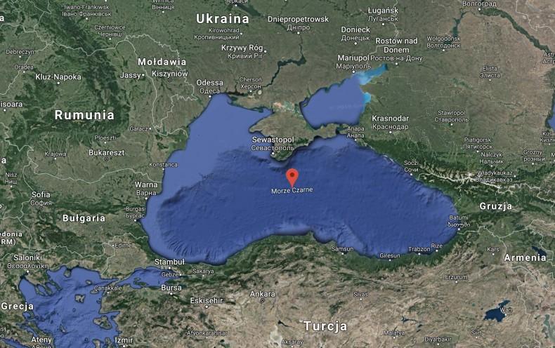 Rosja dementuje, by jej okręt wojenny zakłócił ćwiczenia NATO na Morzu Czarnym - GospodarkaMorska.pl
