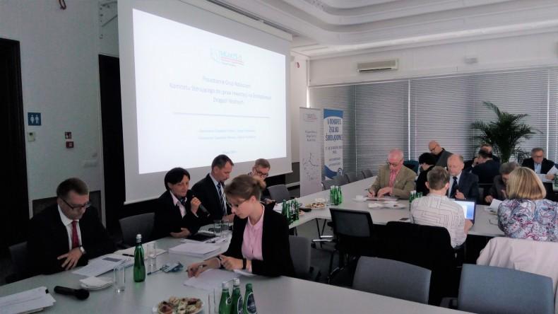 Debata o przyszłości śródlądowych dróg wodnych w nowej perspektywie finansowej UE - GospodarkaMorska.pl