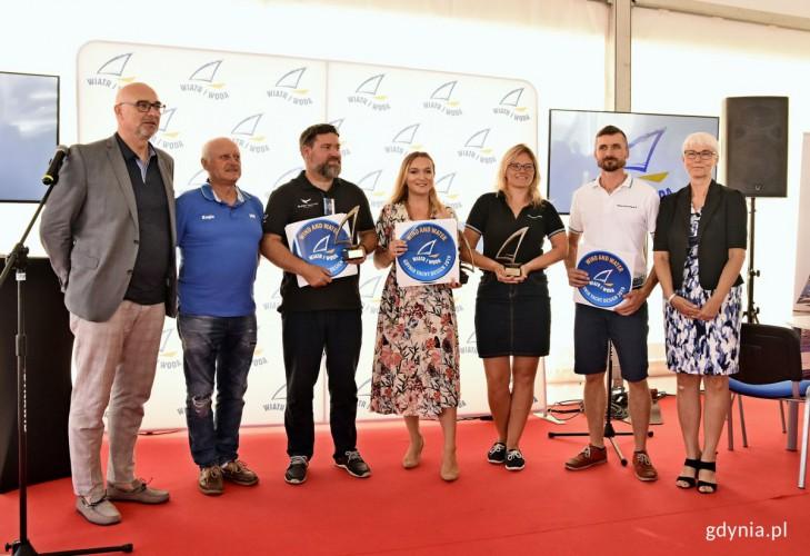 Wiatr, woda i nagrody dla najlepszych jachtów - GospodarkaMorska.pl