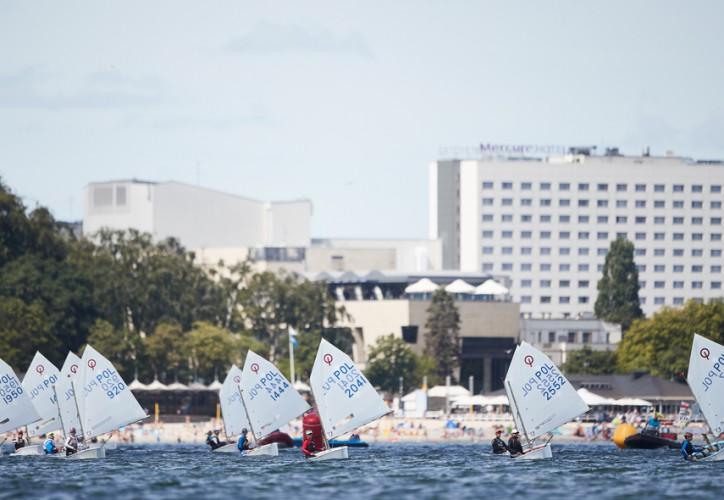 Volvo Gdynia Sailing Days - we wtorek rozdano medale mistrzostw Polski w sprincie - GospodarkaMorska.pl