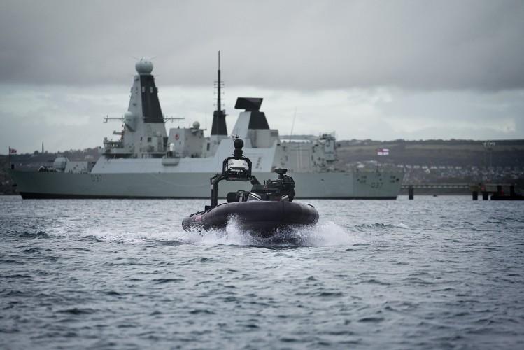 BAE Systems ogłasza ewolucję w technologii łodzi bezzałogowych - GospodarkaMorska.pl