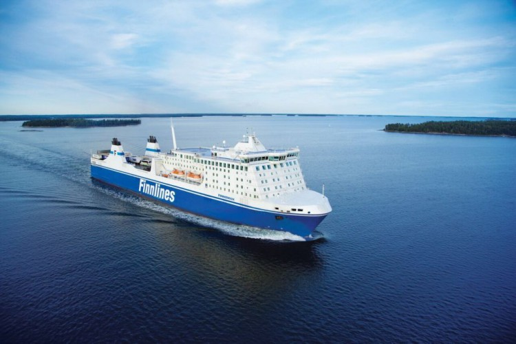 Finnlines zamówi dwa ekologiczne promy ropax - GospodarkaMorska.pl