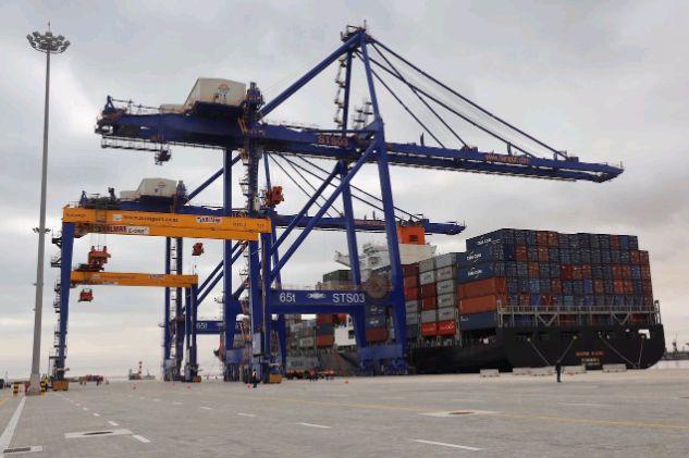 Namibia otworzyła terminal kontenerowy wybudowany przez Chiny - GospodarkaMorska.pl