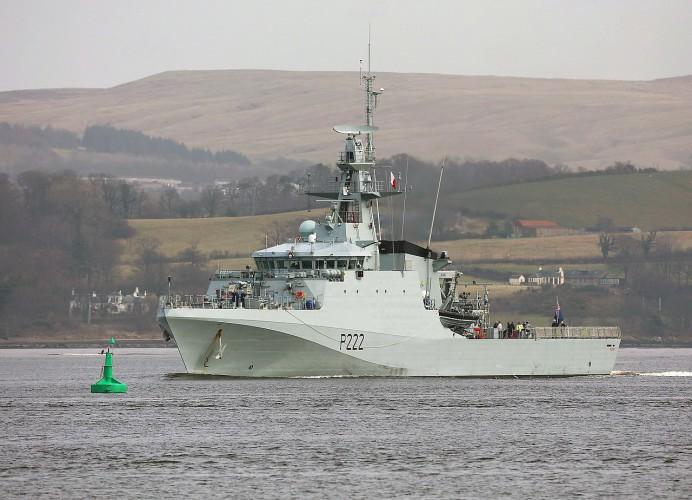 Wielka Brytania: Brytyjczycy eskortowali rosyjski okręt - GospodarkaMorska.pl