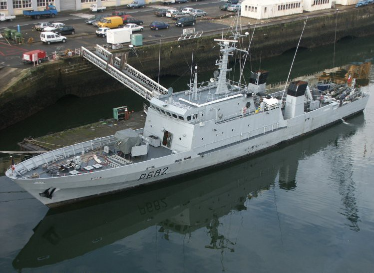 Straż Graniczna planuje zakup pełnomorskiego statku patrolowego - GospodarkaMorska.pl