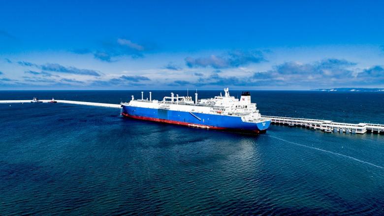 PŻM chce uczestniczyć w dostawach do Terminalu LNG w Świnoujściu - GospodarkaMorska.pl