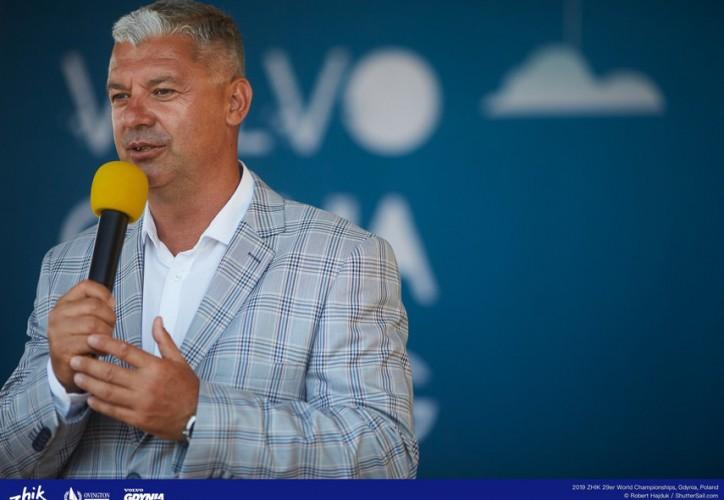 Volvo Gdynia Sailing Days – 19 lat minęło jak jeden dzień. Wywiad z Prezesem PZŻ Tomaszem Chamerą - GospodarkaMorska.pl