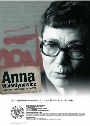 """Wystawa """"Anna Walentynowicz. Legenda Solidarności 1929-2010"""" - GospodarkaMorska.pl"""