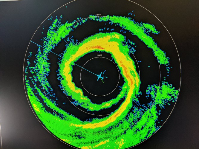 NHC: Dorian nadal jest huraganem 4. kategorii, zmierza w kierunku Florydy - GospodarkaMorska.pl