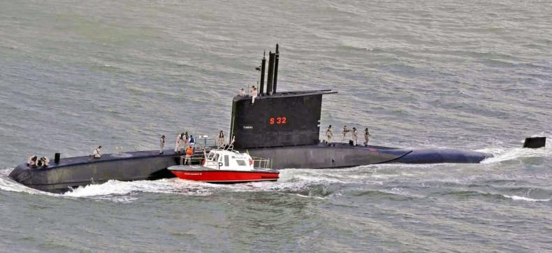 Brazylijska marynarka wojenna przeniesie do rezerwy dwa okręty podwodne IKL-209 w celu zarezerwowania ich sprzedaży - GospodarkaMorska.pl