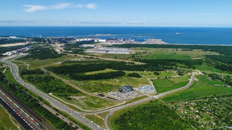 InvestGDA: Aktywizacja kolejnych terenów inwestycyjnych na zapleczu gdańskiego portu (foto, wideo) - GospodarkaMorska.pl