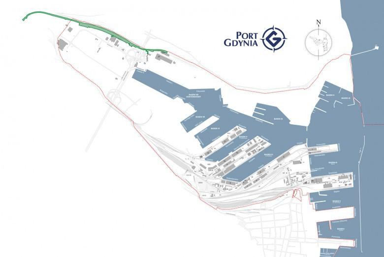 Podpisano umowę o dofinansowanie modernizacji i elektryfikacji układu torowego w Porcie Gdynia - GospodarkaMorska.pl