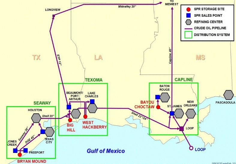 USA są gotowe uruchomić rezerwę strategiczną po atakach na rafinerie w Arabii Saudyjskiej - GospodarkaMorska.pl