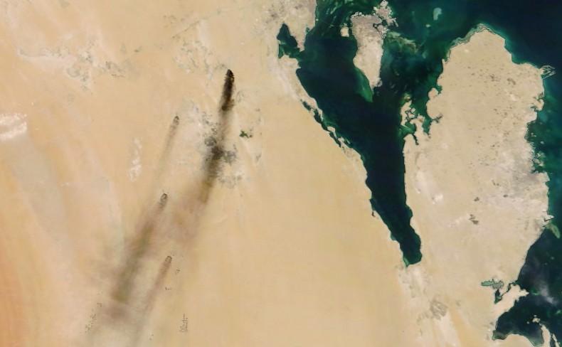 USA: Atak na saudyjskie rafinerie przeprowadzono z Iranu, a nie Jemenu - GospodarkaMorska.pl