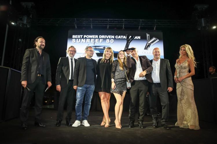 Nagroda World Yachts Trophies dla 80 Sunreef Power - GospodarkaMorska.pl