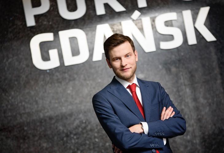 Patryk Felmet kończy współpracę z Portem Gdańsk - GospodarkaMorska.pl