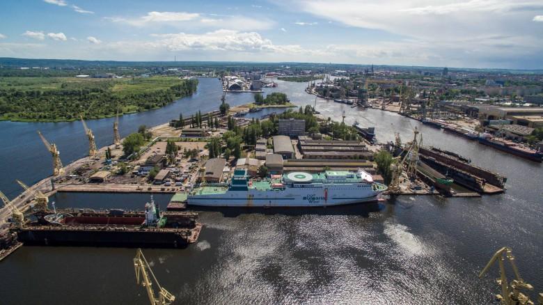 Gróbarczyk: w ciągu kilku miesięcy pierwsze złomowania statków w ramach Zielonej Stoczni w Polsce - GospodarkaMorska.pl