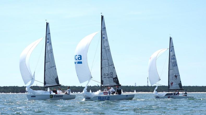 Gdańsk Sailing Week - mistrzostwa Polski w klasie Micro przy Twierdzy Wisłoujście - GospodarkaMorska.pl