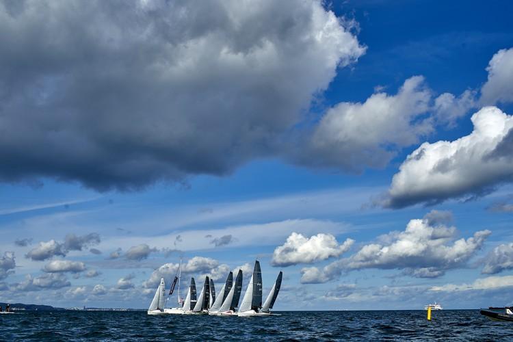 Gdańsk Sailing Week zakończone. Trzy dni rywalizacji żeglarzy w klasie Micro - GospodarkaMorska.pl