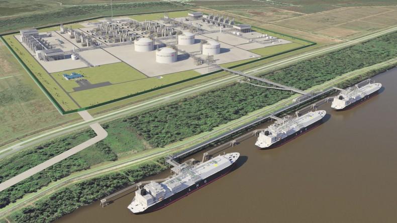 Venture Global LNG uzyskało zgodę na budowę terminalu Plaquemines - GospodarkaMorska.pl