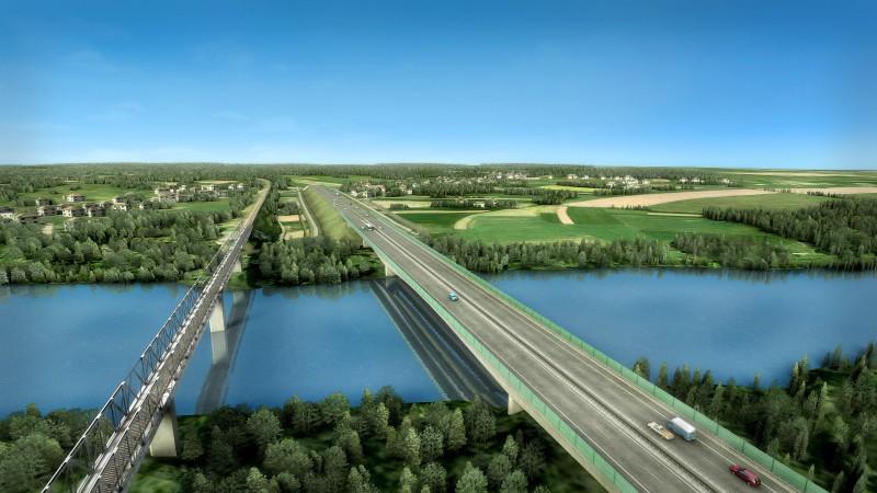 Wojewoda podkarpacki wydała zezwolenie na budowę odcinka Via Carpatia - GospodarkaMorska.pl