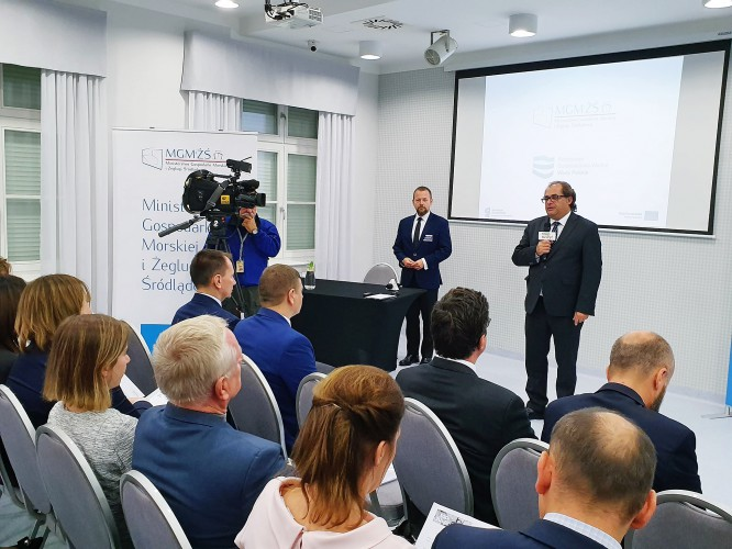 Siedem inwestycji w planach Wód Polskich na Pomorzu Zachodnim - GospodarkaMorska.pl