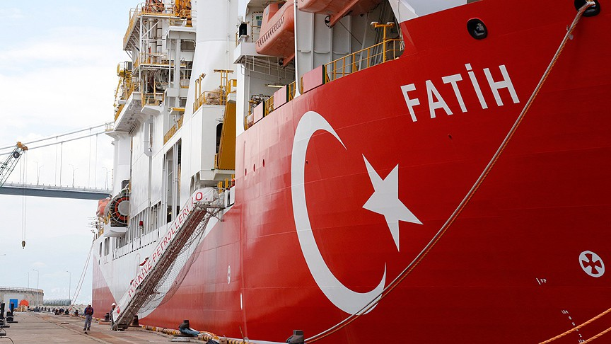 Turcja: MSZ odrzuca apele UE w sprawie operacji w Syrii i wierceń w pobliżu Cypru - GospodarkaMorska.pl