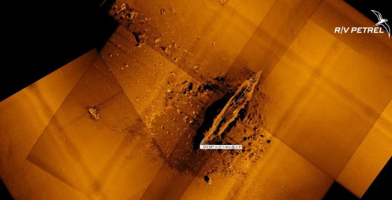 Na Pacyfiku znaleziono wrak okrętu, który brał udział w ataku na Pearl Harbor - GospodarkaMorska.pl