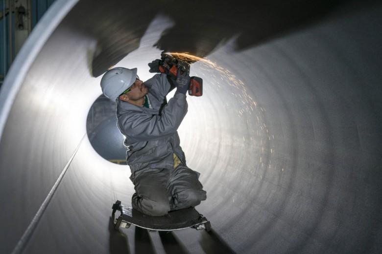 Przymusowa praca więźniów przy budowie Nord Stream 2? - GospodarkaMorska.pl