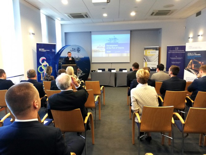 Słowacko-polskie Forum Biznesu - GospodarkaMorska.pl