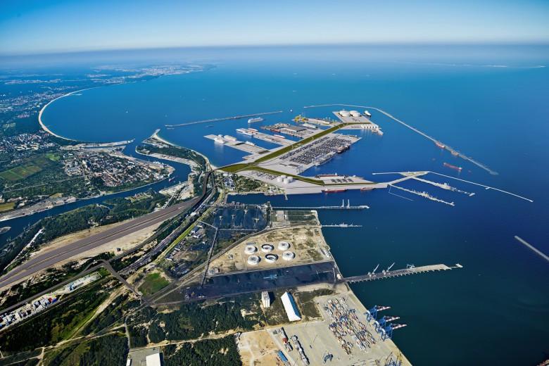 Port Gdańsk szuka w Singapurze inwestorów dla Portu Centralnego - GospodarkaMorska.pl