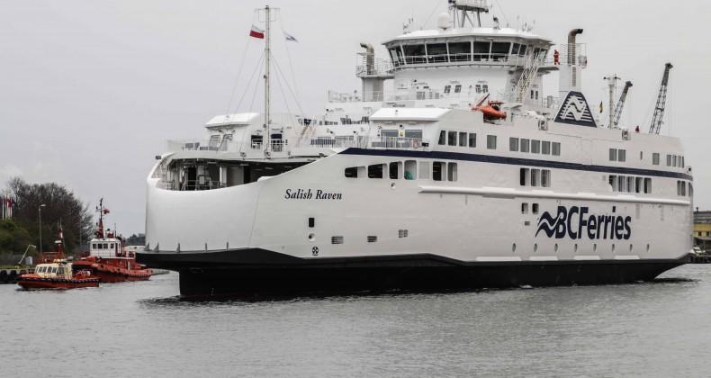 Remontowa Shipbuilding podpisała kontrakt na budowę kolejnego promu dla kanadyjczyków - GospodarkaMorska.pl