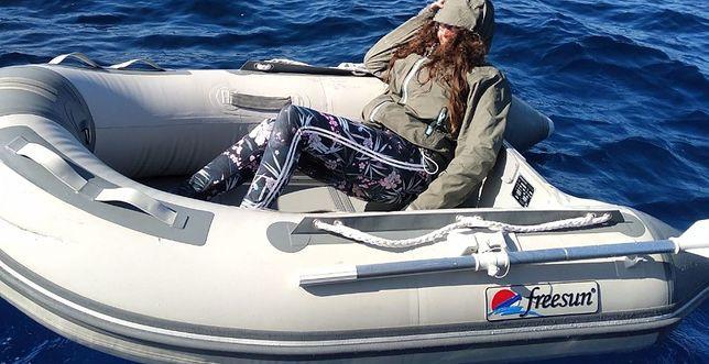 Kobieta walczyła o życie dryfując 37 godzin po Morzu Egejskim - GospodarkaMorska.pl