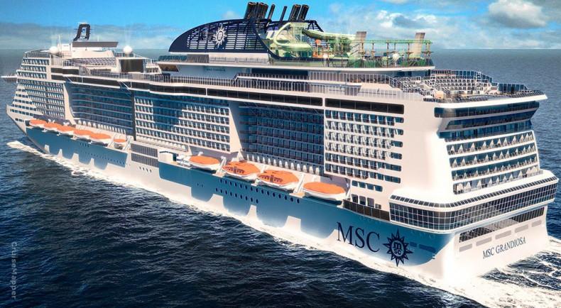 MSC Cruises pierwszą na świecie neutralną węglowo linią wycieczkową (wideo) - GospodarkaMorska.pl