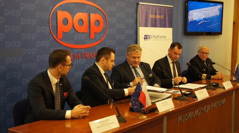 Budowa Portu Zewnętrznego w formule PPP - wybrano doradcę transakcyjnego (wideo) - GospodarkaMorska.pl