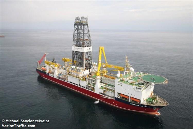 Turecki statek rozpoczął wiercenia u wybrzeży Cypru - GospodarkaMorska.pl