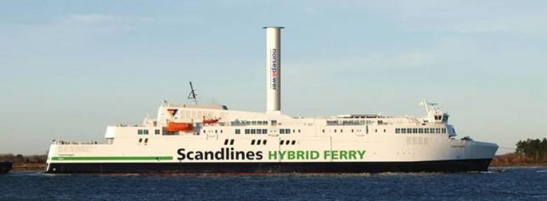 W stoczni Remontowa zakończył się remont promu Copenhagen - GospodarkaMorska.pl