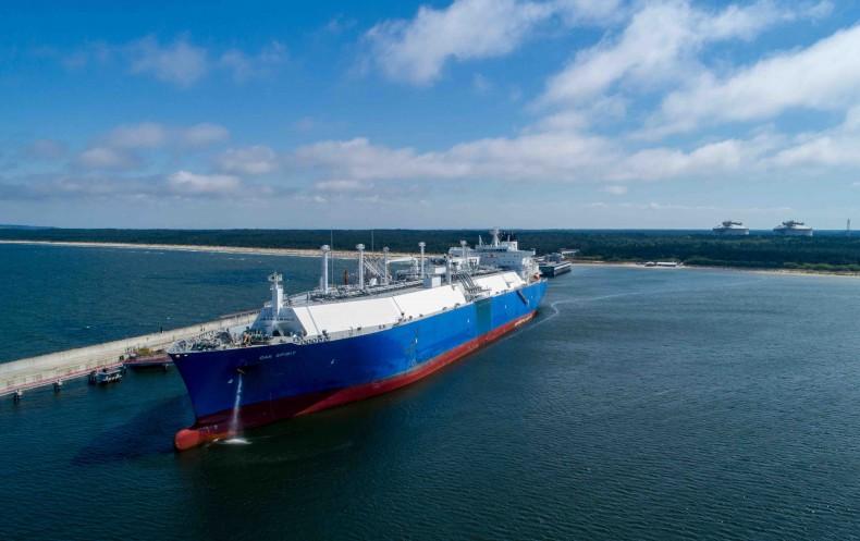 Nowe plany PŻM. Jest oferta dla PGNiG na transport LNG z USA do Polski - GospodarkaMorska.pl