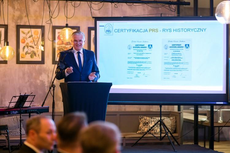 25-lecie działalności certyfikacyjnej Polskiego Rejestru Statków - GospodarkaMorska.pl