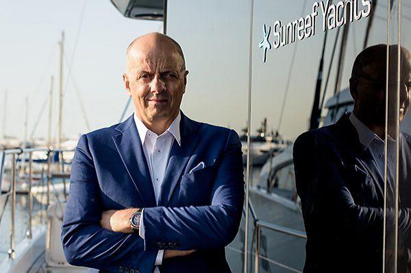 Francis Lapp o trendach w świecie jachtingu - GospodarkaMorska.pl