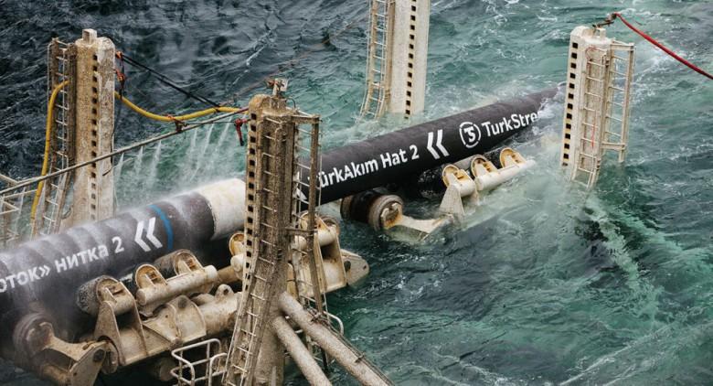 Otwarcie gazociągu Turecki Potok planowane na 8 stycznia - GospodarkaMorska.pl