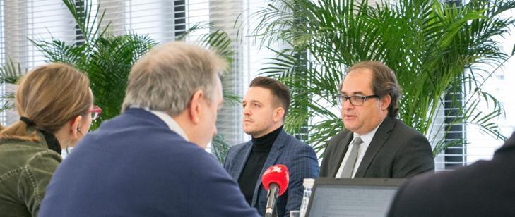 Minister Gróbarczyk przedstawił priorytety MGMiŻŚ na najbliższe lata - GospodarkaMorska.pl